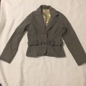Anthropologie jacket size 2, runs small